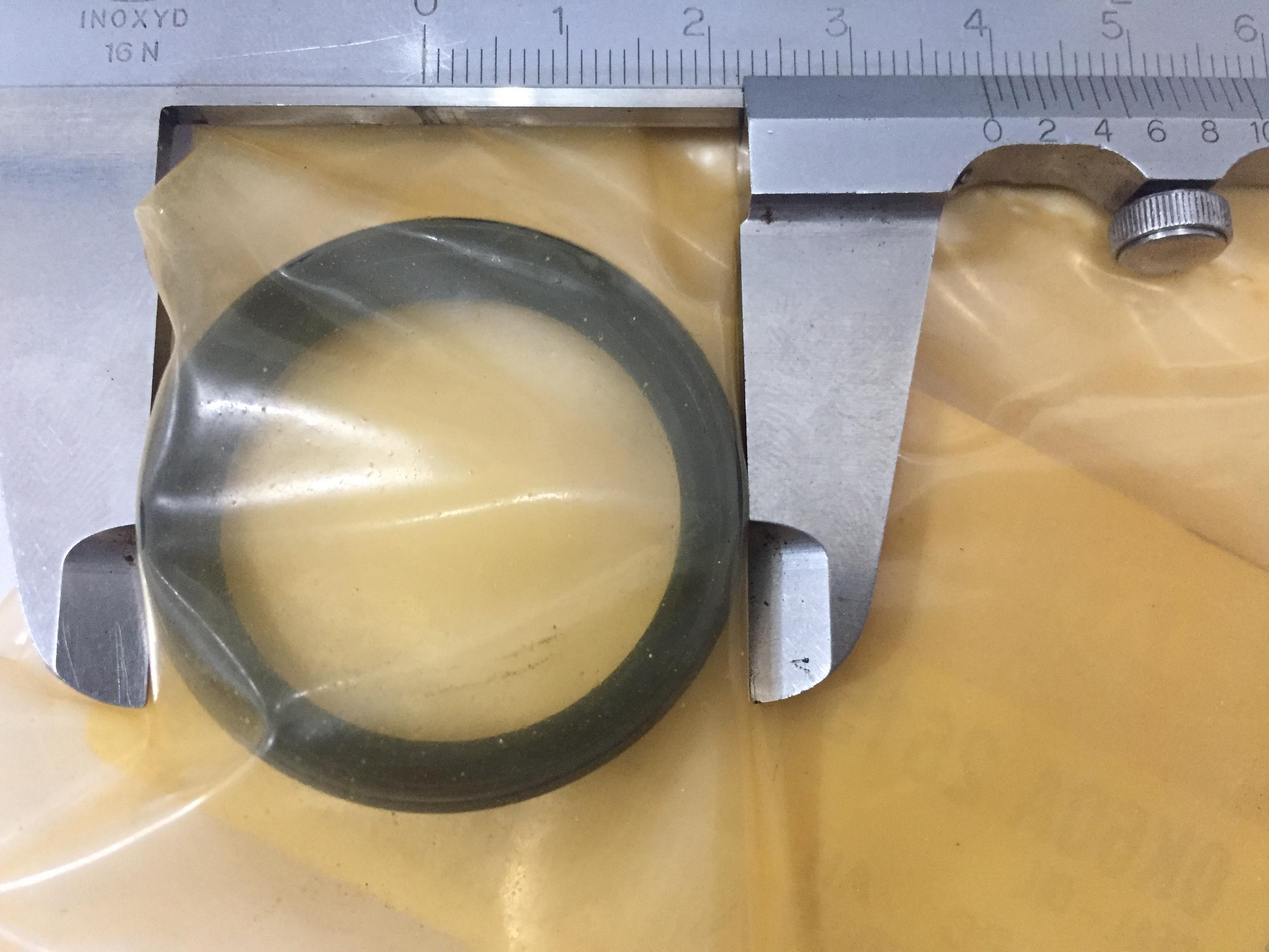RETENTOR DA RODA TRASEIRA ( MENOR MEDIDA EXTERNA 39 mm ) KIA BONGO K2700 CODIGO  0K60A26157